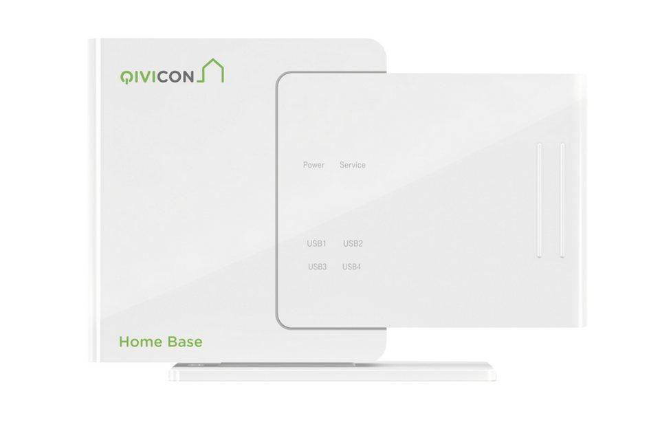 telekom smart home base v2 f r magenta smarthome online kaufen otto. Black Bedroom Furniture Sets. Home Design Ideas