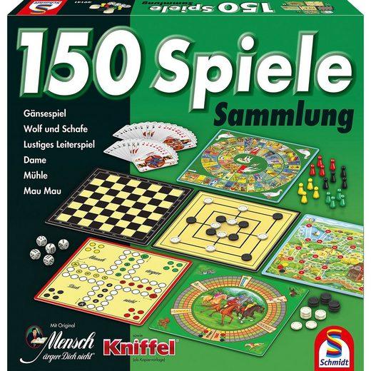 Schmidt Spiele 150er Spielesammlung