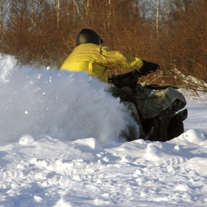 Winter-Quad-Tour »Moos«