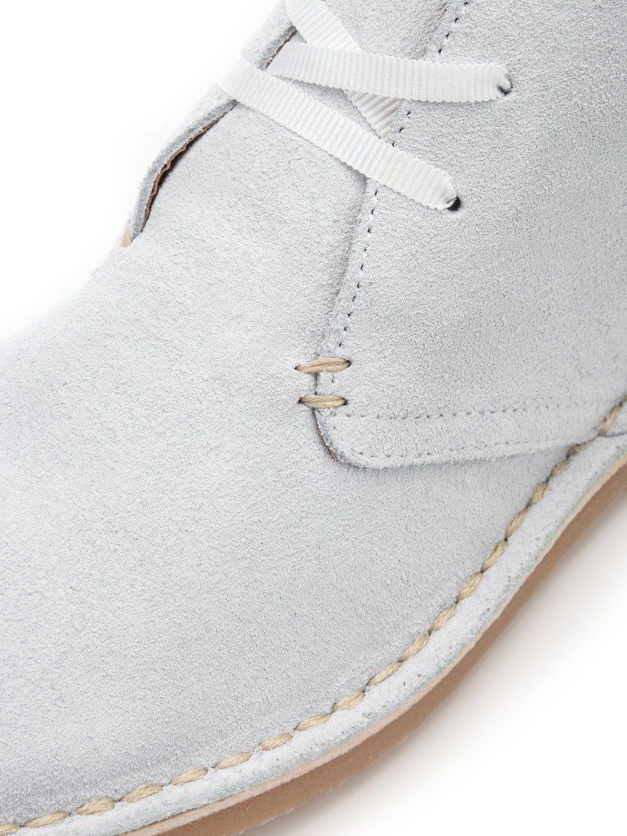Große Förderung >4406 Bianco Bianco >4406 Wildleder Stiefel e30cad