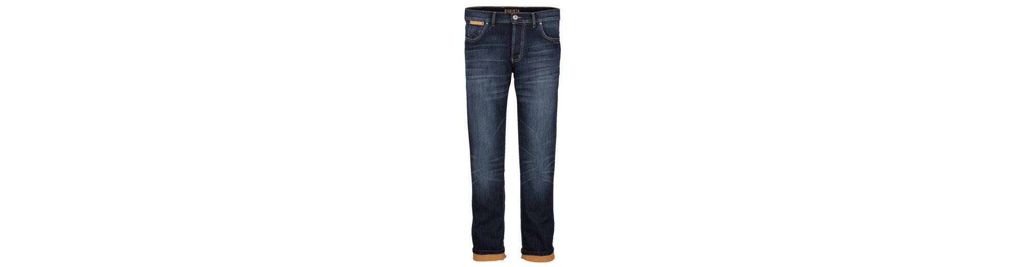 Babista Jog-Denim Jeans in bequemer Sweat-Qualit盲t