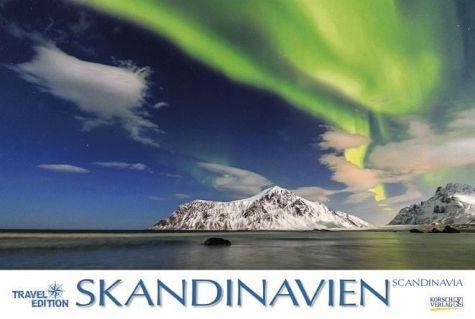 Kalender »Skandinavien 2018. PhotoArt Panorama Travel...«