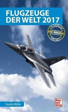 Broschiertes Buch »Flugzeuge der Welt 2017«