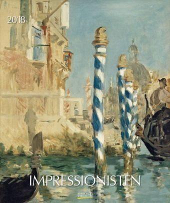 Kalender »Impressionisten 2018. Kunst Art Kalender«