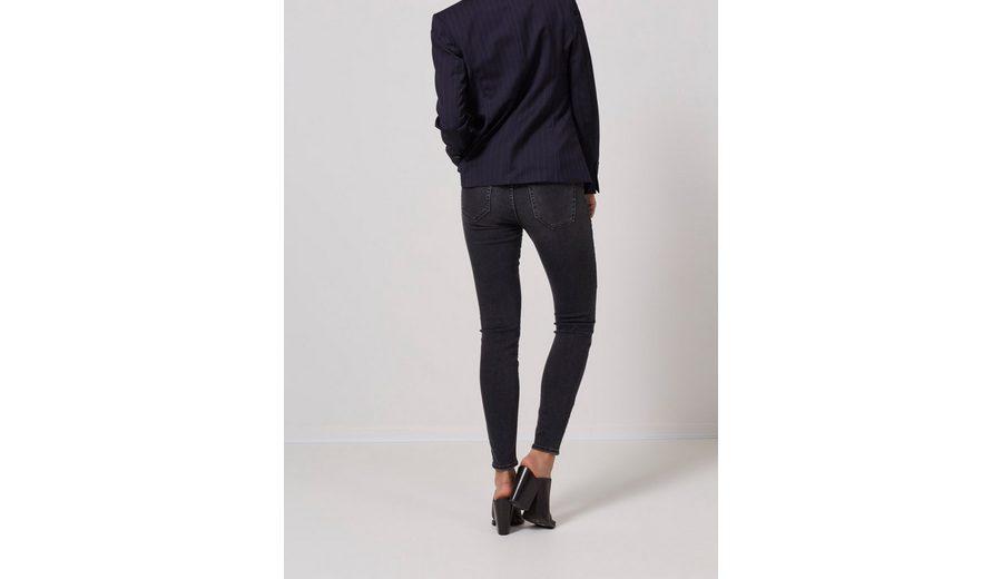 Selected Femme Mid-rise- Slim Fit Jeans Reduzierter Preis Günstig Kaufen Auslassstellen Shopping-Spielraum Online Rabatt 100% Garantiert OBQ8pm