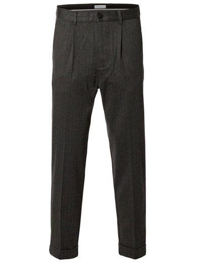 Selected Homme Kurz geschnittene Hose