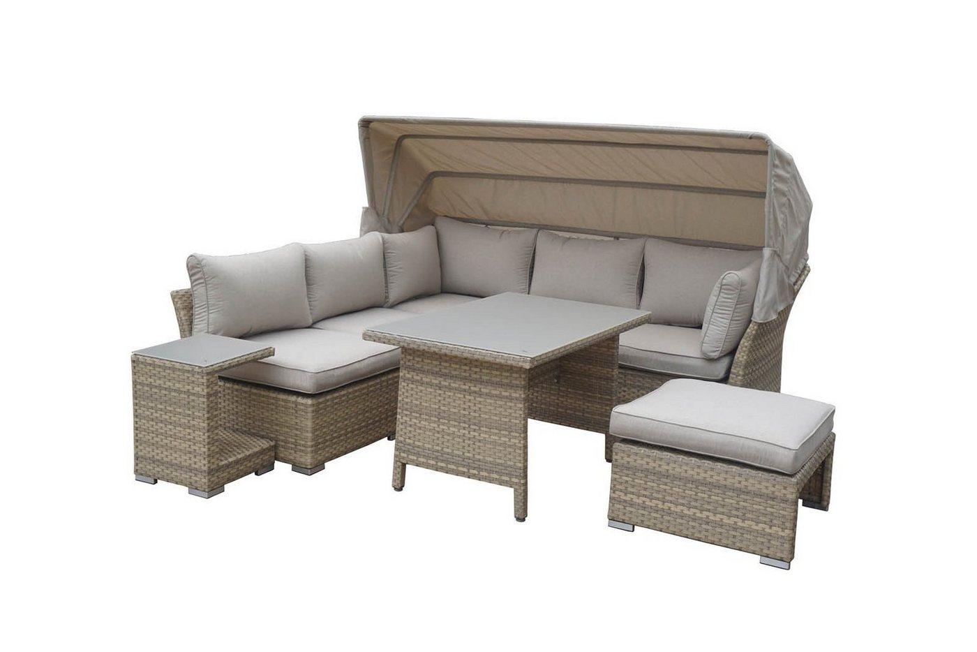 shopthewall obi gartenmbelgruppe abilene 6 teilig. Black Bedroom Furniture Sets. Home Design Ideas