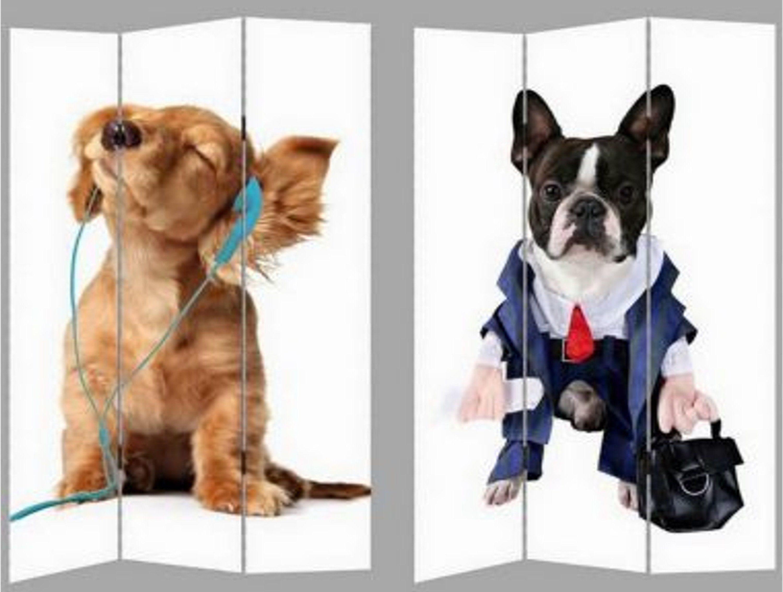 HTI-Line Paravent »Musicdog«