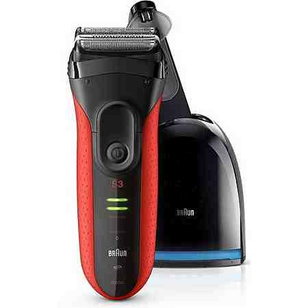 Elektrorasierer bieten eine einfache und unkomplizierte Form der Rasur.