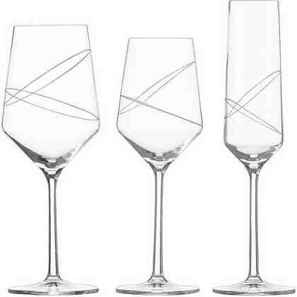 Alexander Herrmann Gläser-Set, Kristallglas, 6 Stück, Made in Germany, »GOURMET Linie«