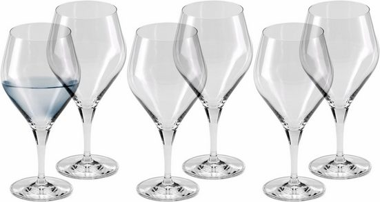 Alexander Herrmann Glas »CLASSIC Linie«, Kristallglas, 6-teilig