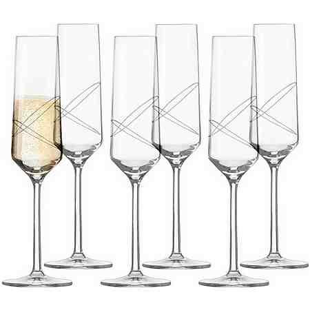 Gläser: Sektgläser