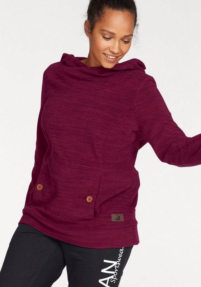 Ocean Sportswear Fleecepullover | Sportbekleidung > Fleecepullover | Rot | Ocean Sportswear