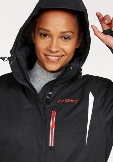 Maier Sports Skijacke, wind- & wasserdicht