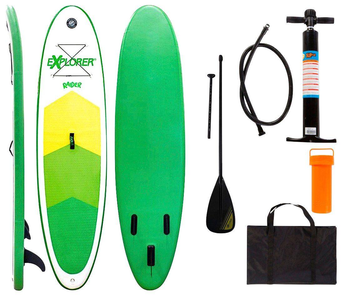 EXPLORER SUP-Board »Raider«, BxL: 75x300 cm