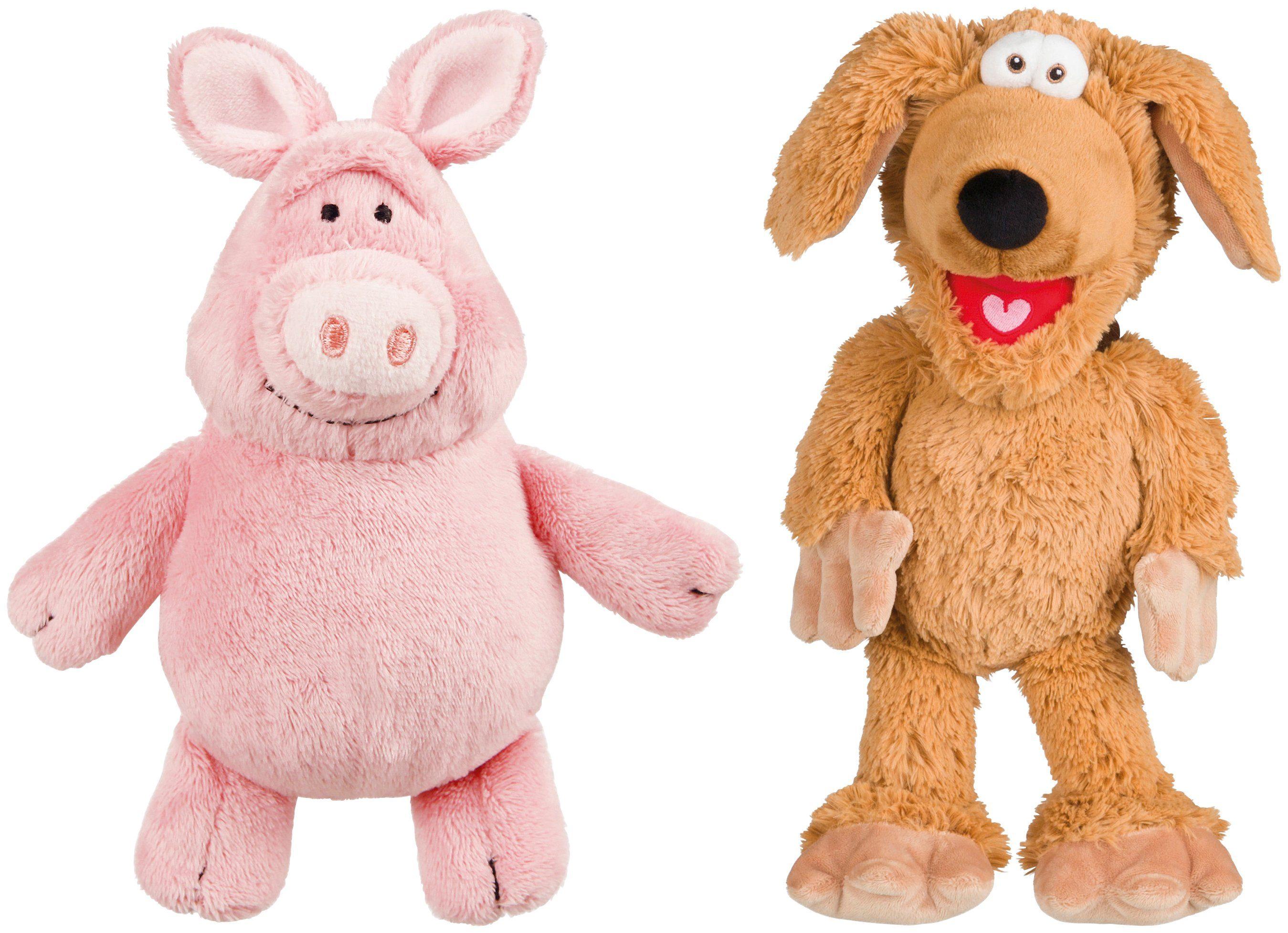 TRIXIE Hunde-Spielzeug-Set , 2-tlg.