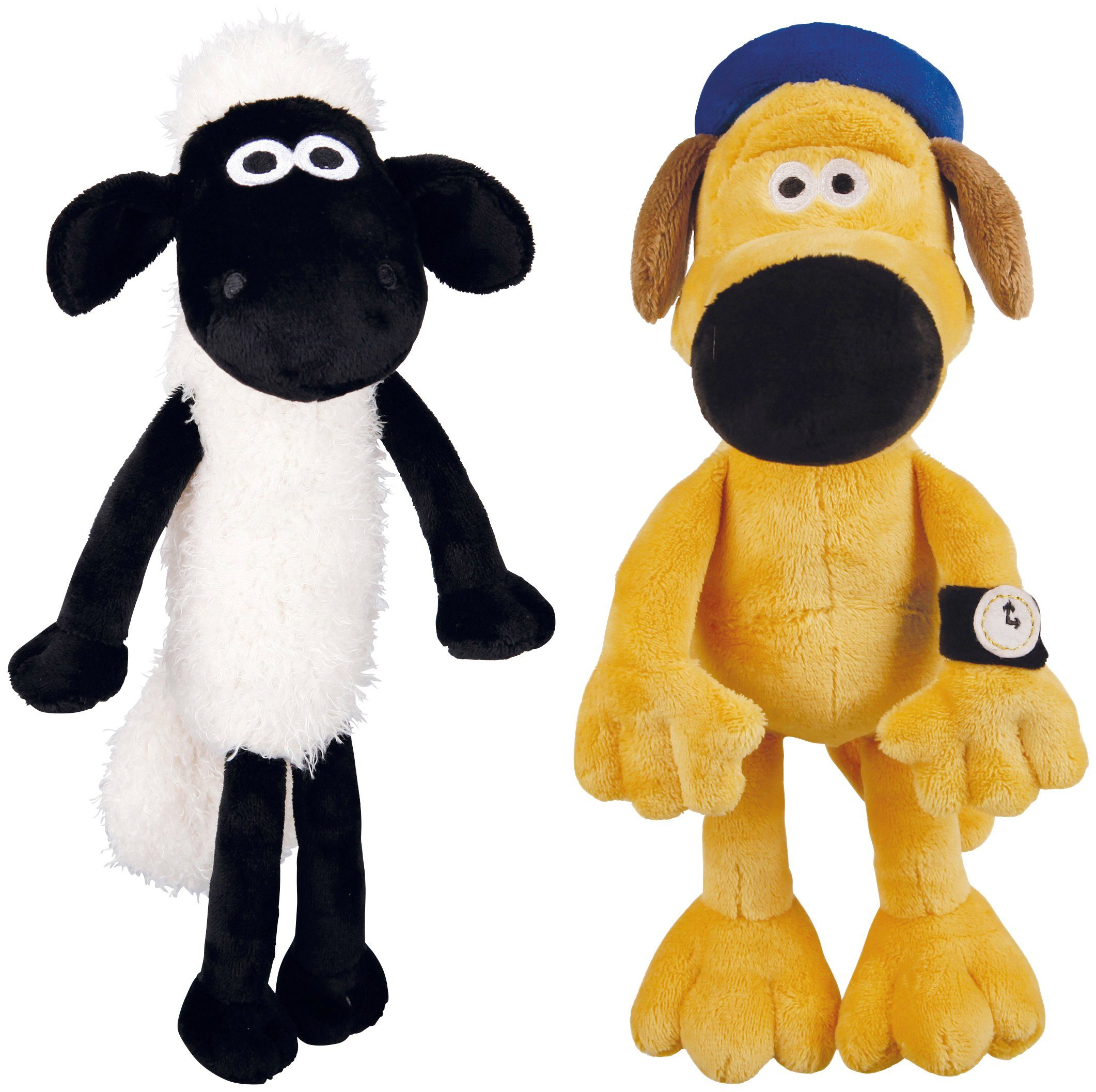 TRIXIE Hunde-Spielzeug-Set »Shaun das Schaf«, 2-tlg.