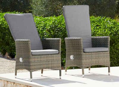 gartenmöbel aus polyrattan & rattan online kaufen | otto, Gartenmöbel