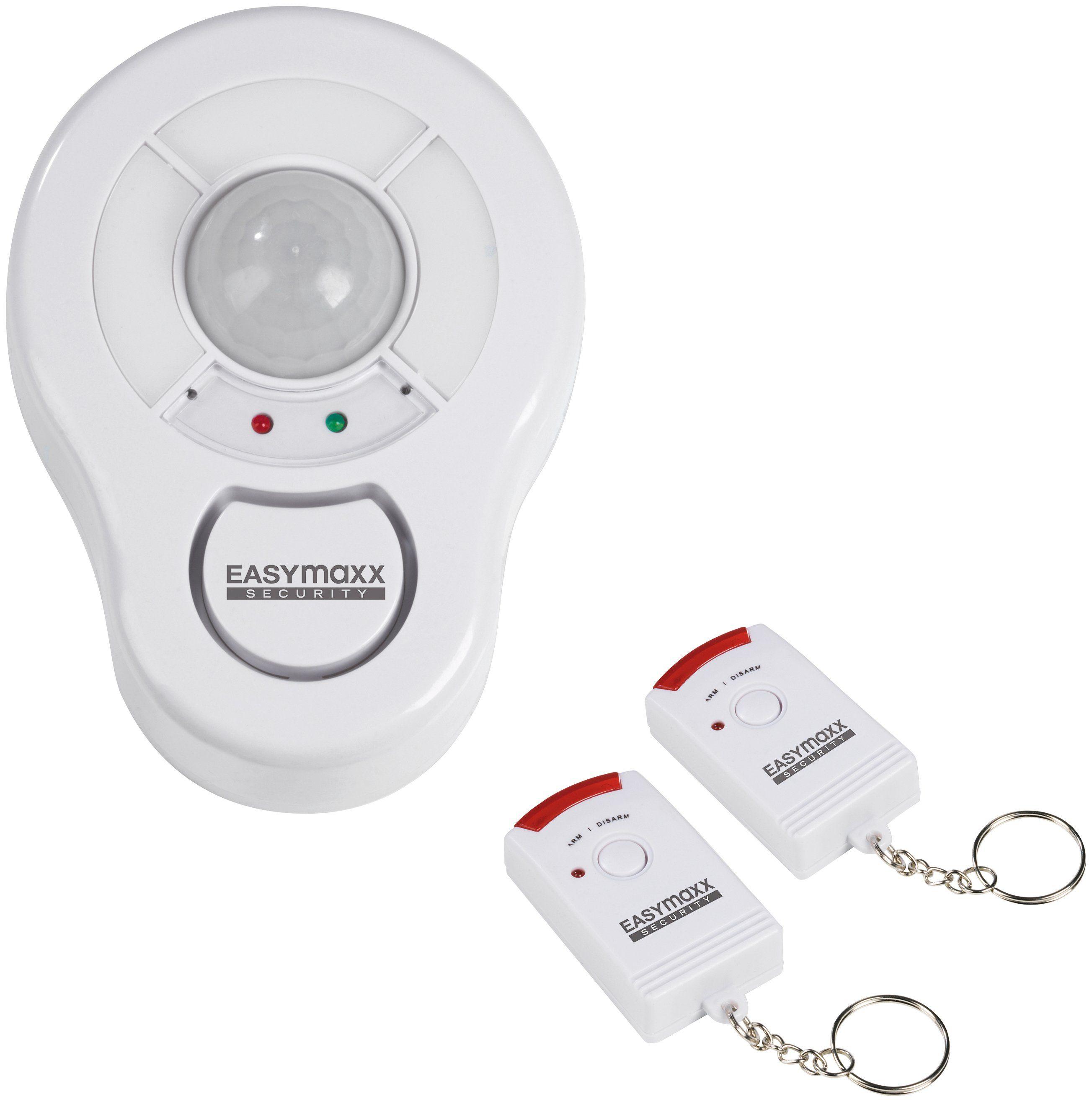 EASYMAXX Bewegungsmelder »Security«, mit Alarmfunktion