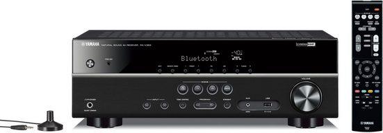 Yamaha »RX-V383« 5.1 AV-Receiver (Bluetooth, Hi-Res Audio, Hi-Res Audio)