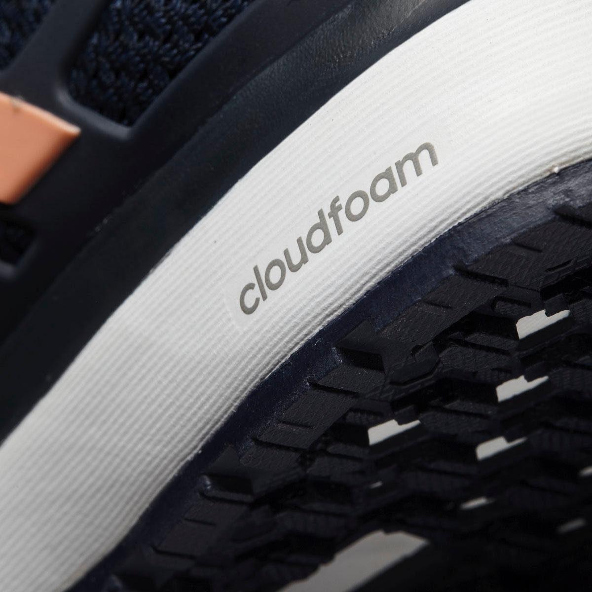 adidas Performance Energy Cloud WTC W Laufschuh  dunkelblau-koralle