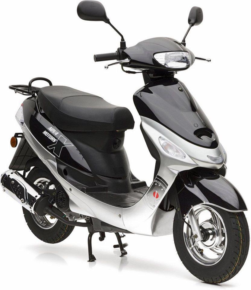 nova motors motorroller eco fox 50 ccm 45 km h inkl. Black Bedroom Furniture Sets. Home Design Ideas