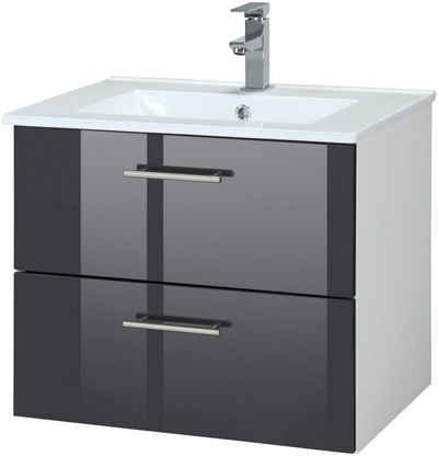 Waschtisch online kaufen » Waschbecken mit Unterschrank | OTTO | {Aufsatzwaschbecken mit unterschrank stehend 67}