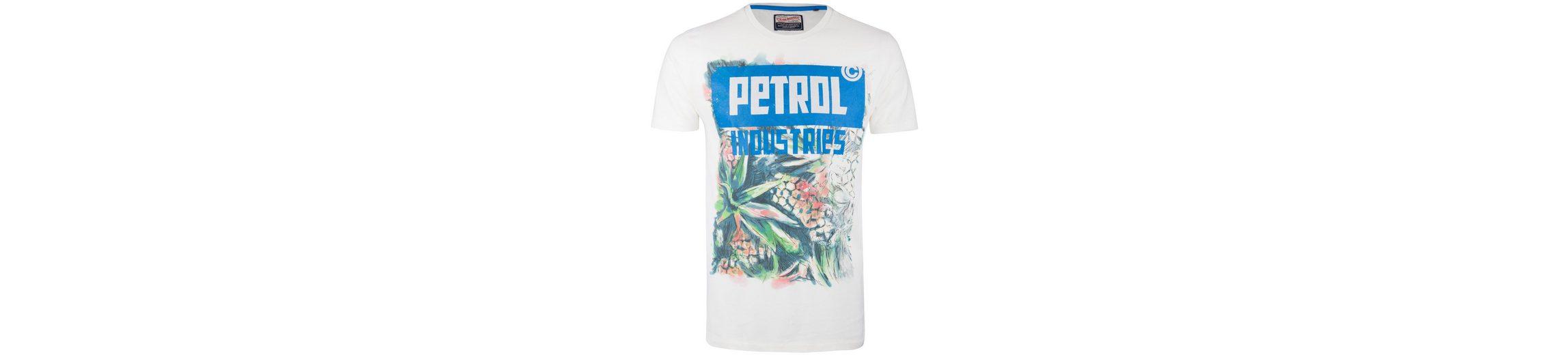 Ja Wirklich Offizielle Günstig Online Petrol Industries T-Shirt Frei Verschiffen Niedrig Kosten Für Verkauf FGDbvniEwP