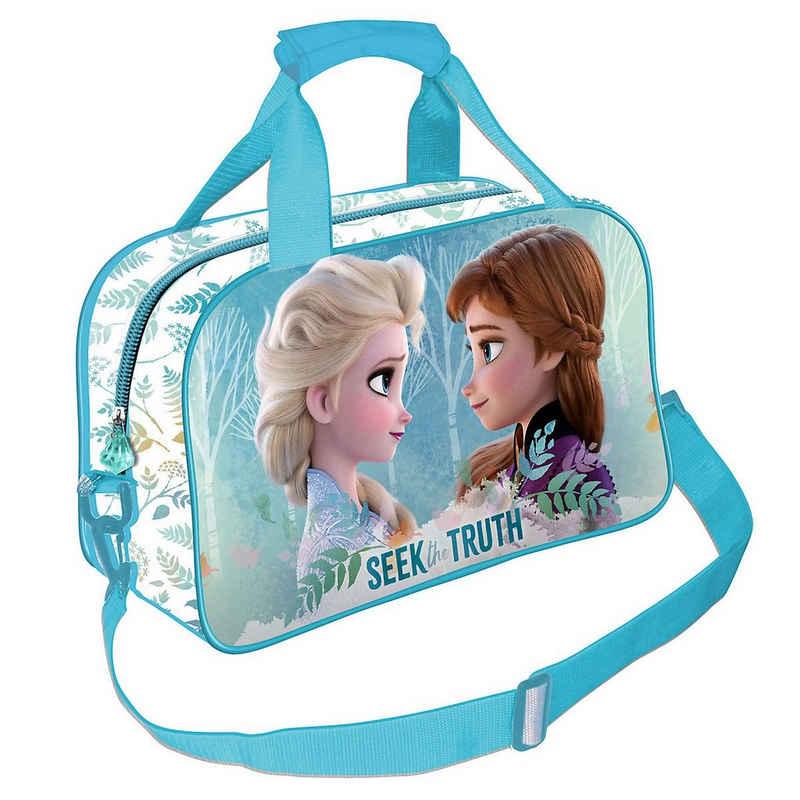 Disney Frozen Sporttasche »Sporttasche Die Eiskönigin II Seek the Truth«