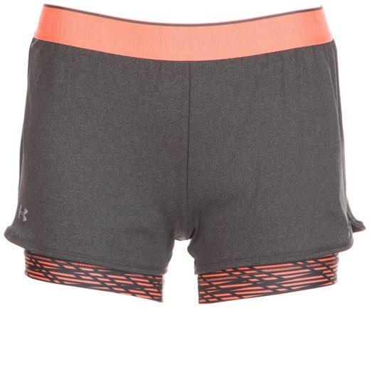 Under Armour® 2-in-1-Shorts Heatgear 2-in-1 Print