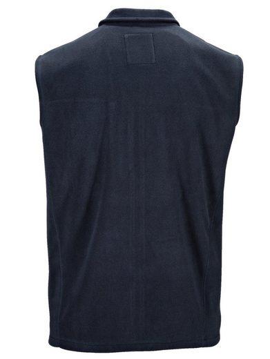 Babista Fleeceweste mit Reißverschluss-Taschen