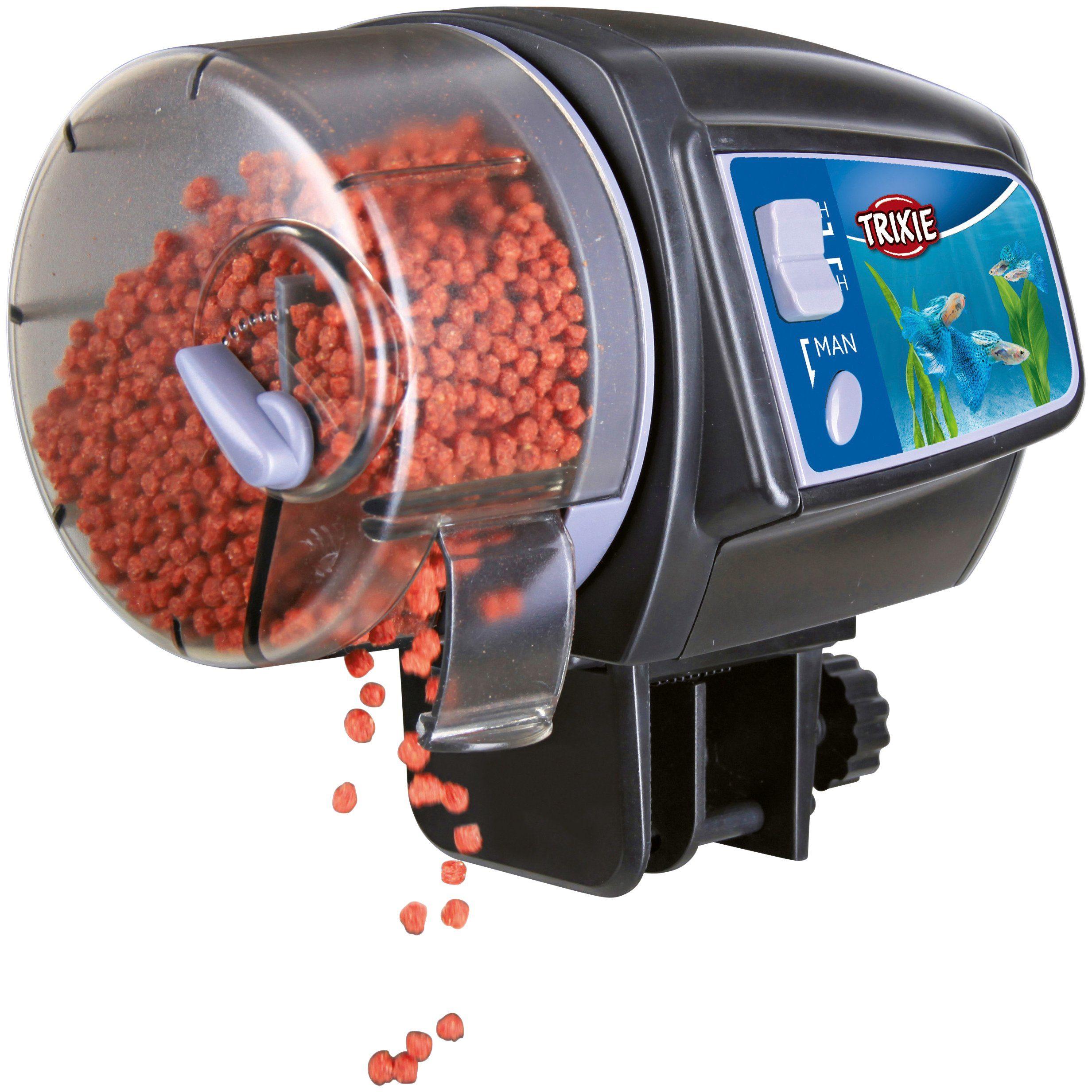 TRIXIE Futterautomat , für Fische
