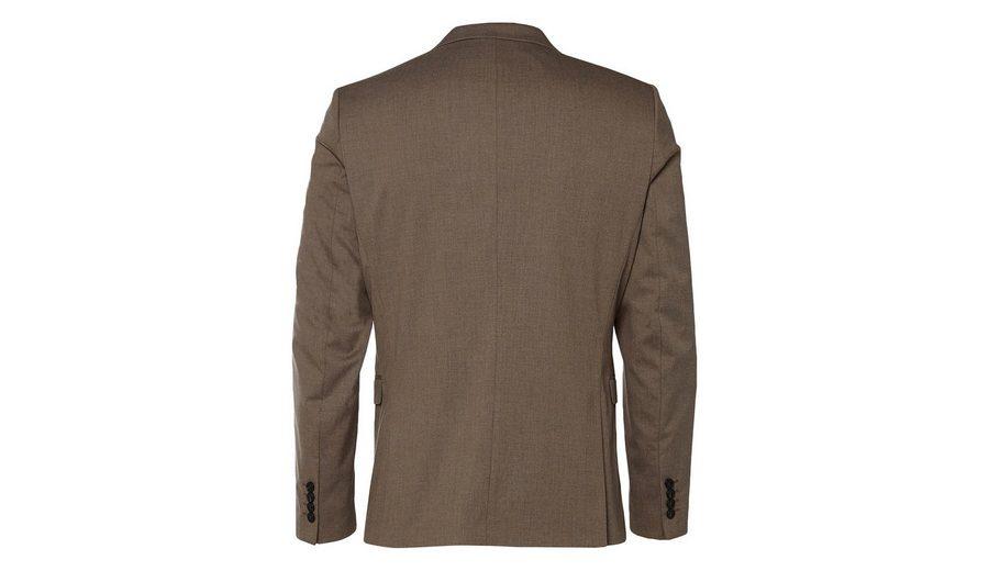 Freies Verschiffen Fälschung Selected Femme Slim Fit - Blazer mit verdecktem Verschluss Bester Preiswerter Großhandelspreis XioRW