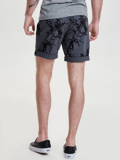 ONLY & SONS Bedruckte Shorts