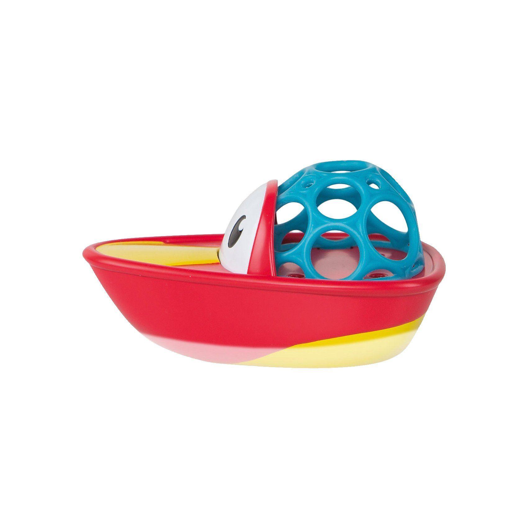 Kids II Oball Grasp & Splash Boot, 2-fach sort.