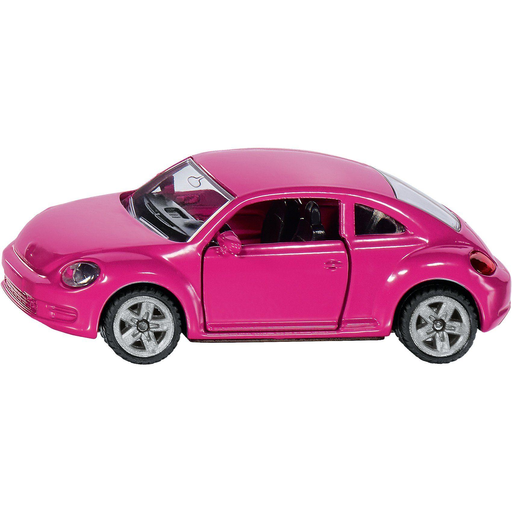 Siku VW The Beetle pink