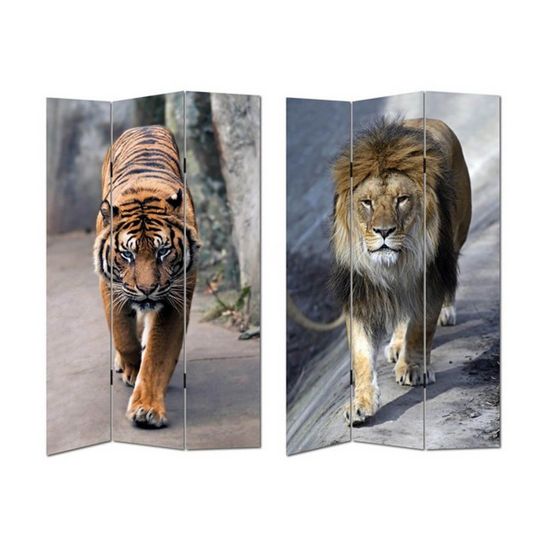 HTI-Line Paravent »Animal«