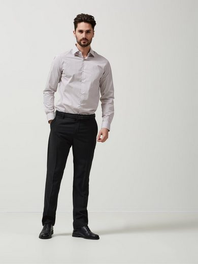 Selected Homme Slim Fit - Baumwoll-Hemd