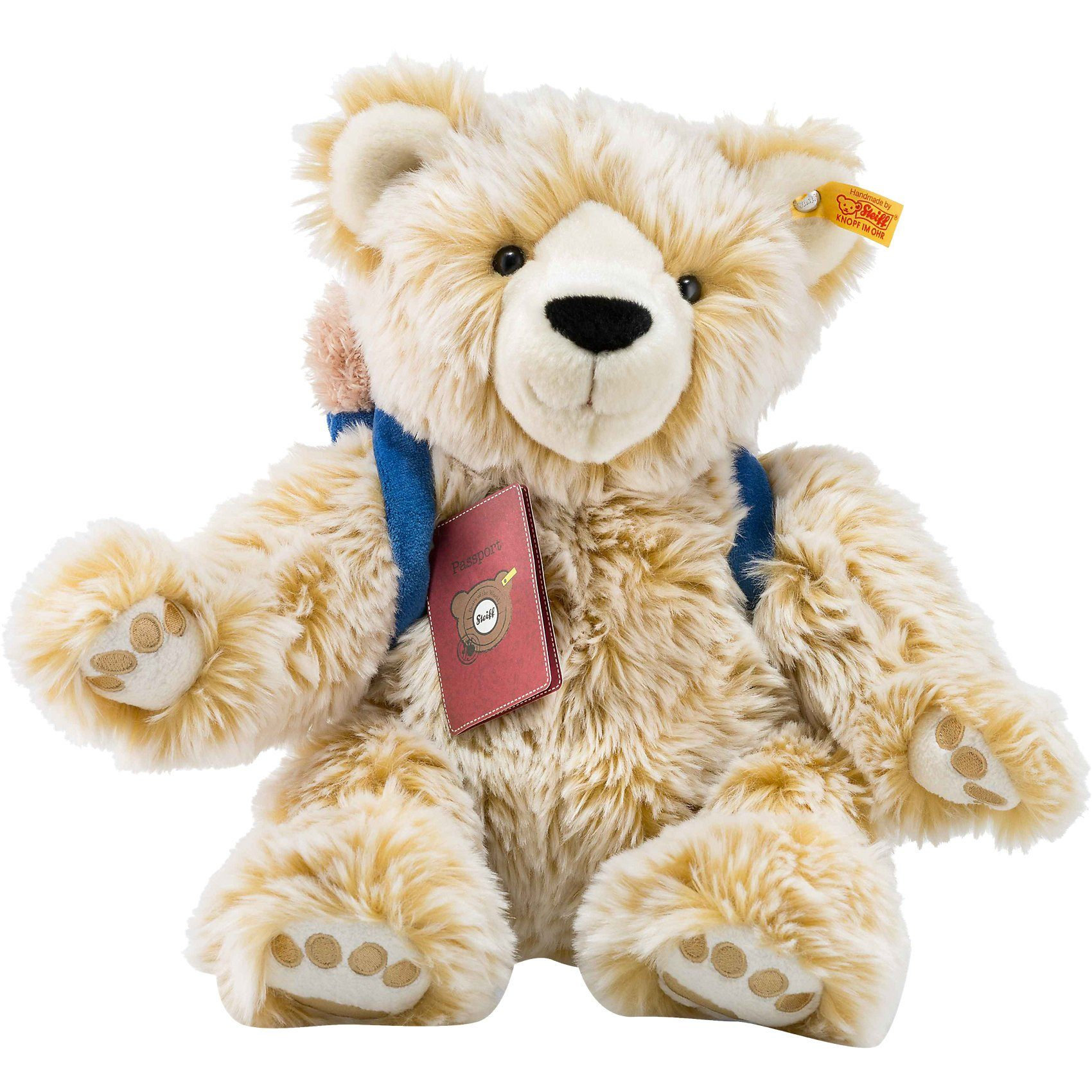 Steiff Weltenbummler Lars Teddy, 38 cm