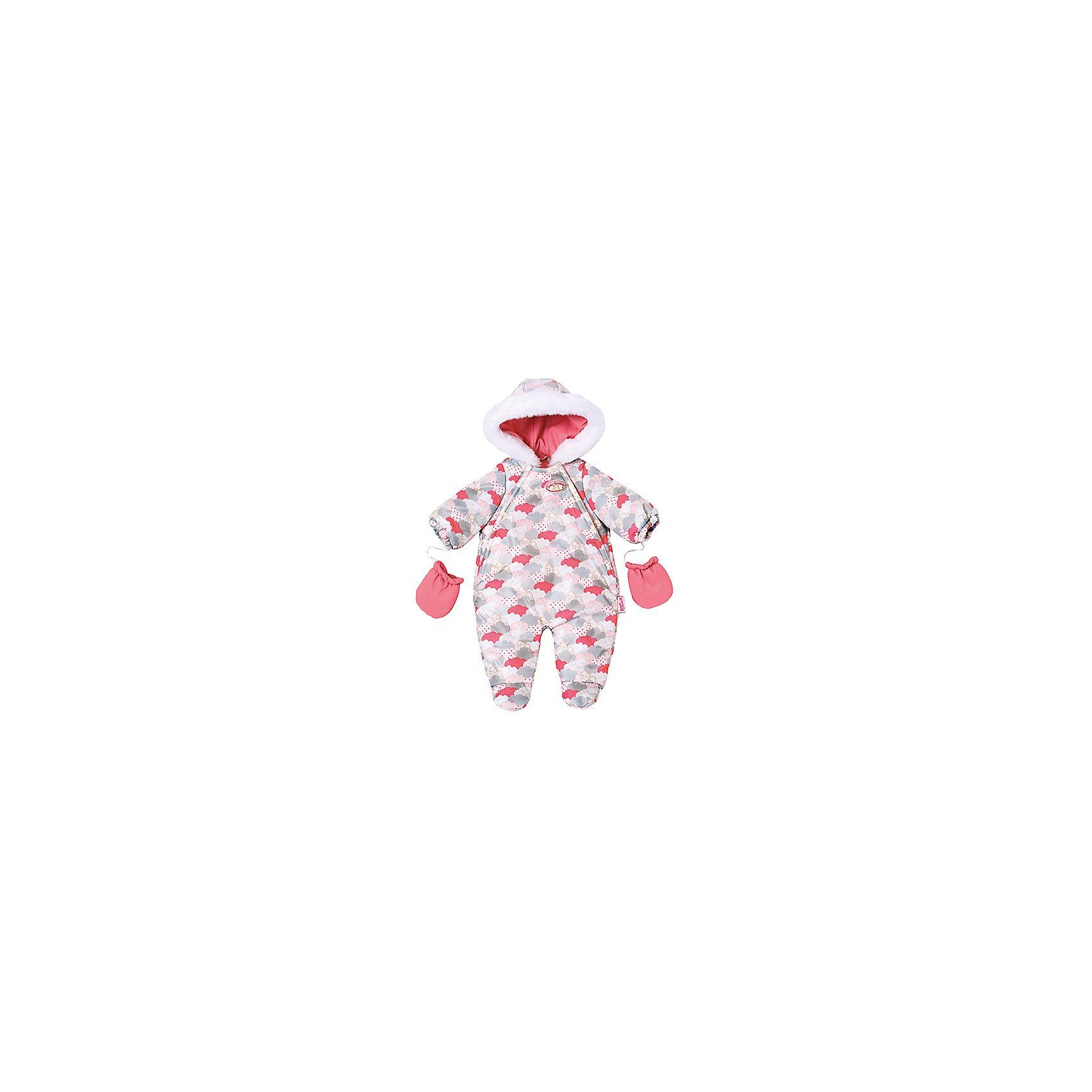 Zapf Creation Baby Annabell® Deluxe Winterspass Puppenkleidung, 46 cm