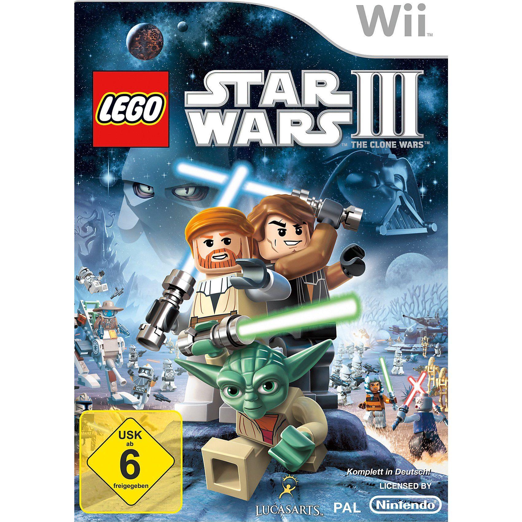 Wii Star Wars 3