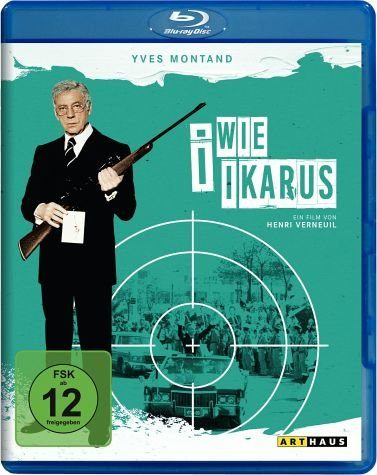 Blu-ray »I wie Ikarus«