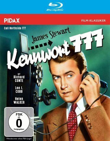 Blu-ray »Kennwort 777«
