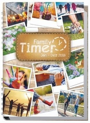 Kalender »Family-Timer A5 2018«