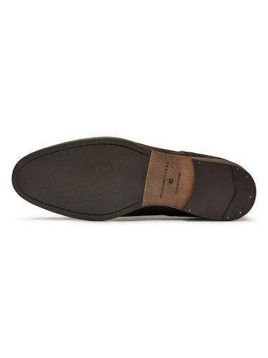 Selected Homme Wildleder- Elegante Schuhe