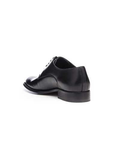 Bianco Elegante Herren- Derby-Schuhe