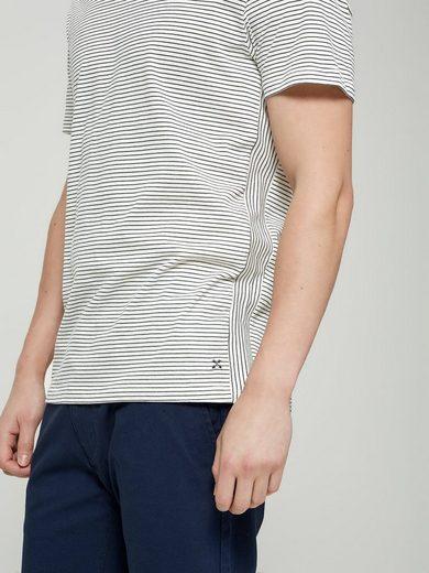 Selected Homme Rundhalsausschnitt- T-Shirt