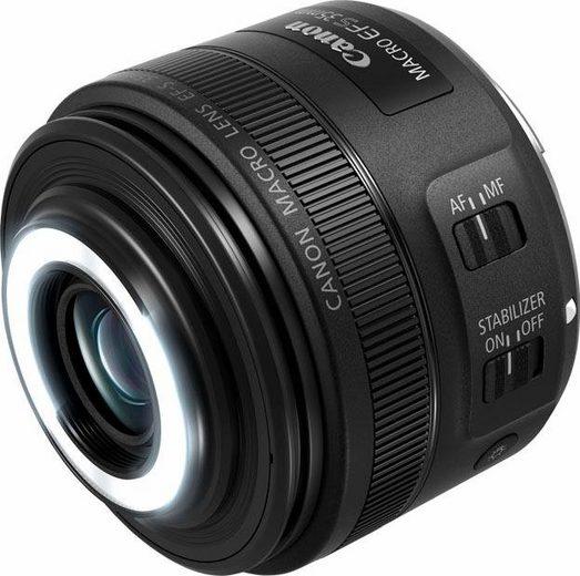 Canon »EF-S« Makroobjektiv