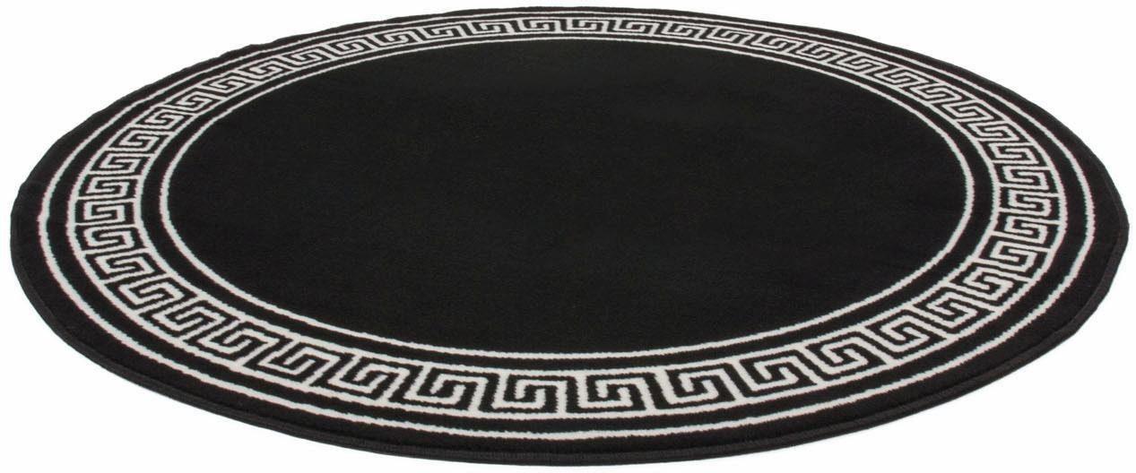 Teppich »Roh! 7010«, Kayoom, rund, Höhe 10 mm