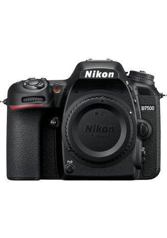 NIKON »D7500« Зеркальная камера ...